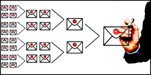 Usar herramienta de email marketing