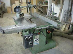 maquina de carpinteria de segunda mano